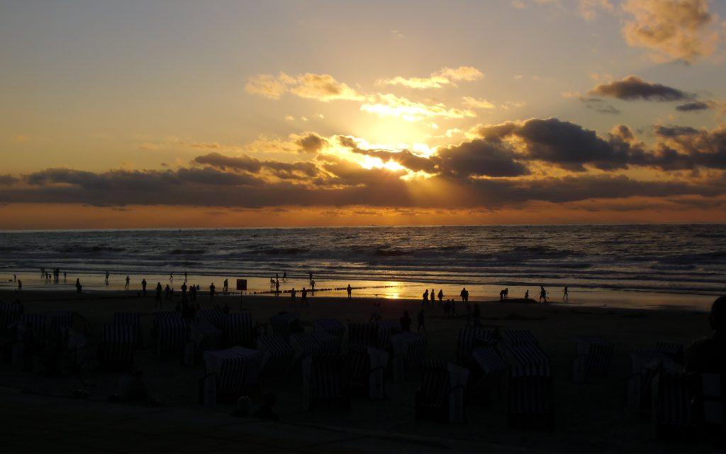 Die Ferienwohnung (Fewo) 'Rübsamen-Lüttenberg' auf Norderney bietet Urlaub zum entspannen